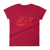 """Leo"" Women's short sleeve t-shirt"