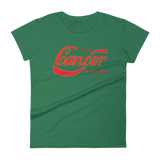 """Cancer"" Women's short sleeve t-shirt"