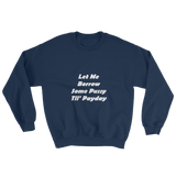 """Payday Pussy"" (6 Colors) Men's Sweatshirt"