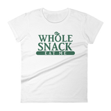 """Whole Snack"" Short sleeve t-shirt"
