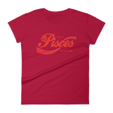 """Pisces"" Women's short sleeve t-shirt"