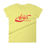 """Aries"" Women's short sleeve t-shirt"