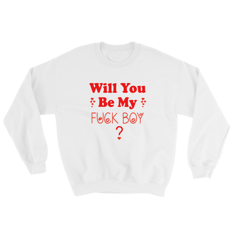 """Be Mine"" Valentine Sweatshirt"