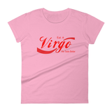 """Virgo"" Women's short sleeve t-shirt"