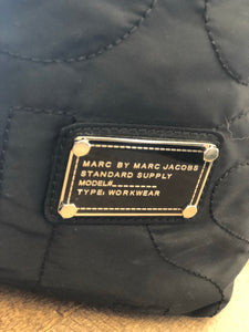 Marc Jacobs Size Large Black Backpack