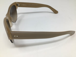 Oliver Peoples Beige Sunglasses