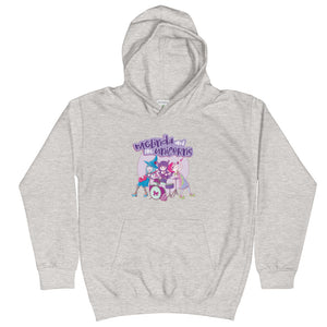 Melinda and the Unicorns Kids Hoodie