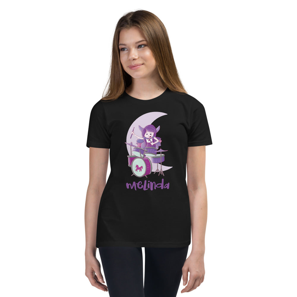 Melinda Youth Short Sleeve T-Shirt