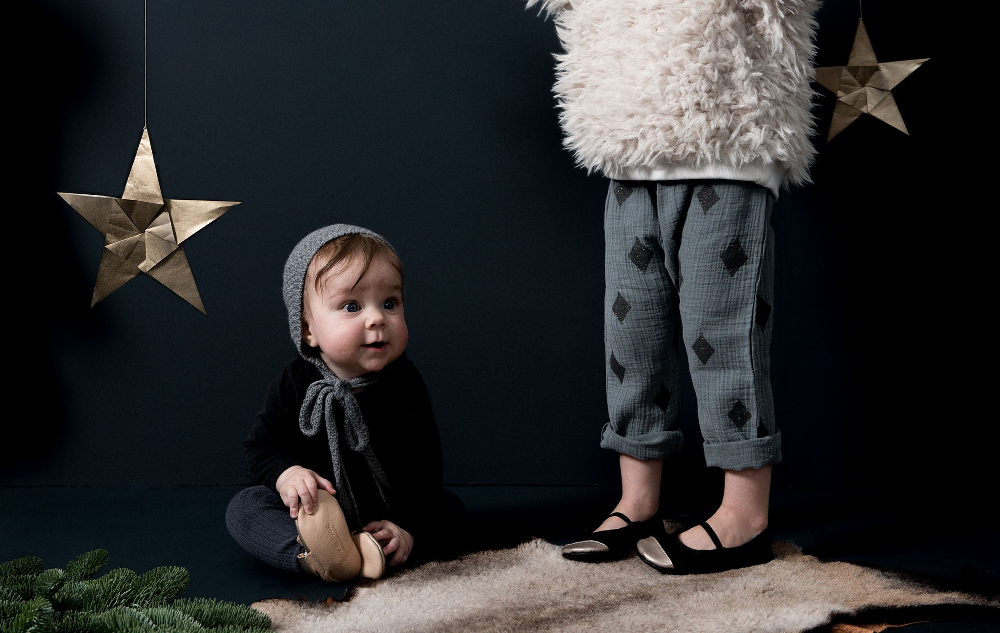 Baby & Toodler softest natural eco leather shoes. Exclusives by Amy & Ivor for Cissywears at Liberty London.