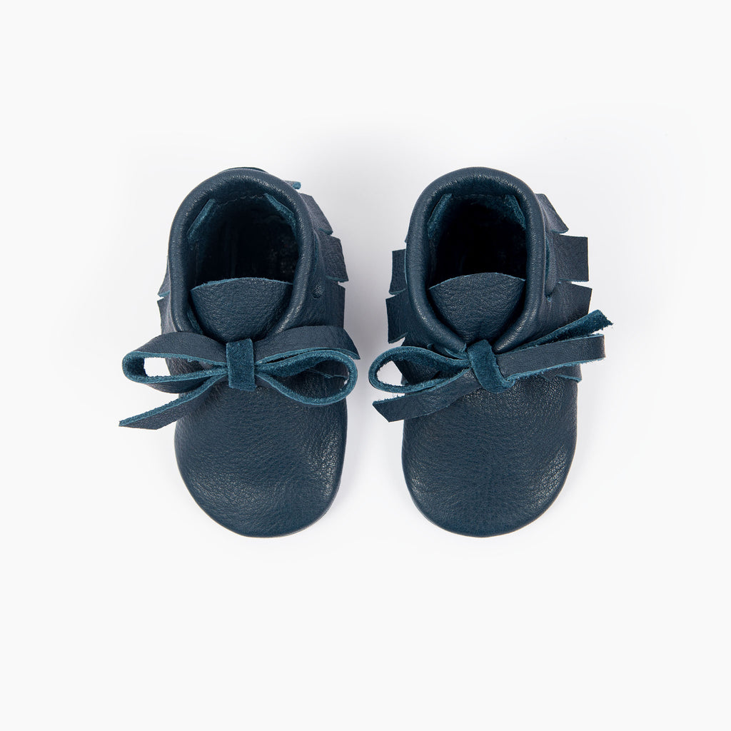 INK LACED MOCCASINS STOCK SALE - VARIOUS SIZES