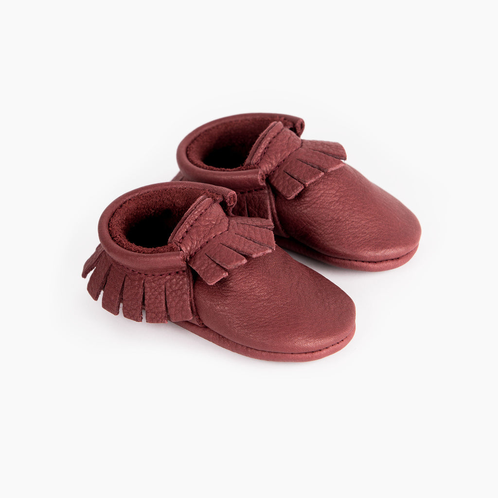 BORDEAUX MOCCASINS STOCK SALE - VARIOUS SIZES