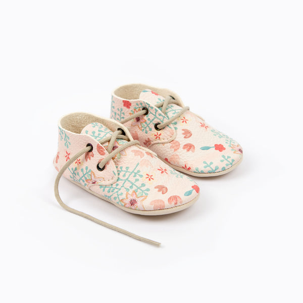 PINK FLORAL TRAVELLERS