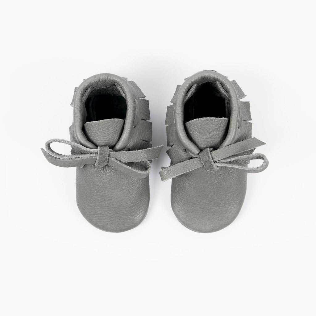SLATE LACED MOCCASINS STOCK SALE - VARIOUS SIZES