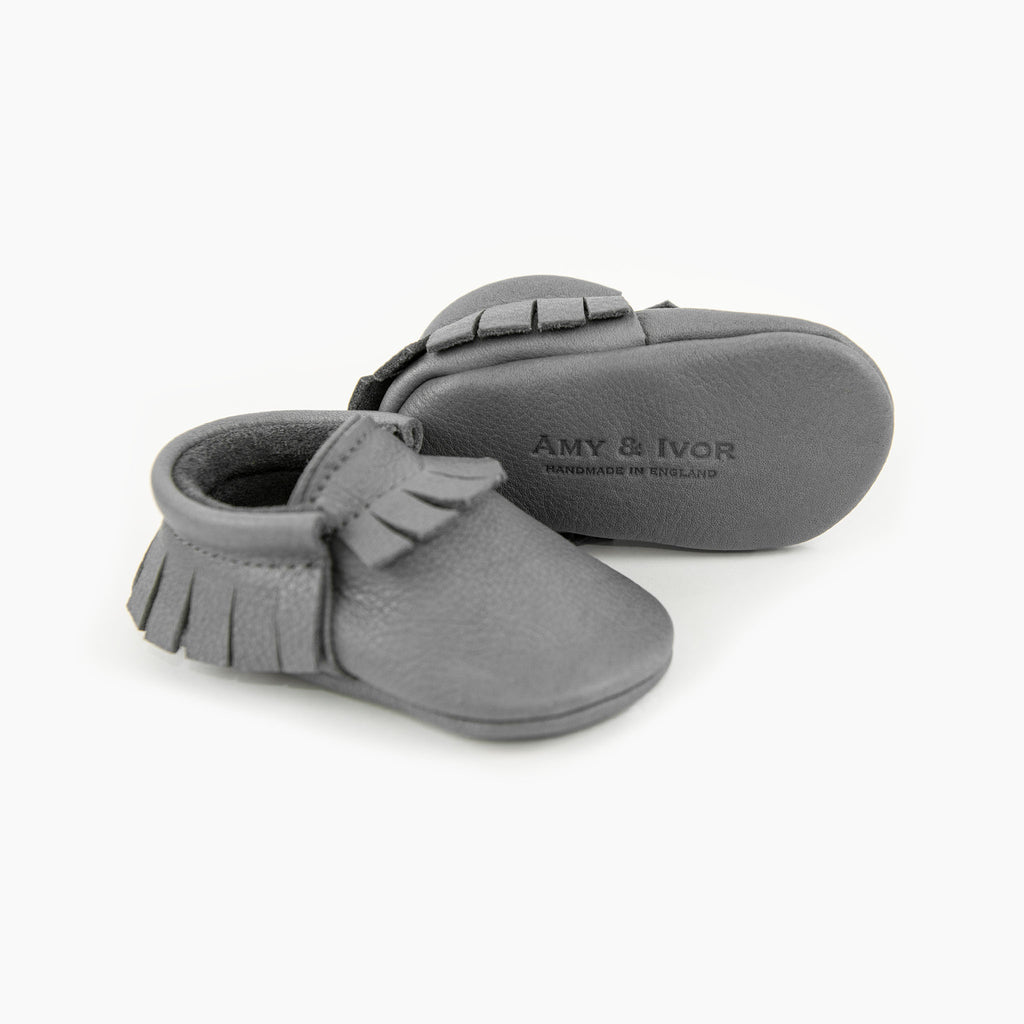 SLATE MOCCASINS STOCK SALE - VARIOUS SIZES