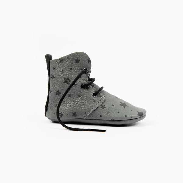 SLATE STAR PRINT HIGH TOPS