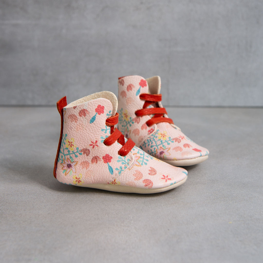 PICK & MIX PRINT HIGH TOPS - DESIGN YOUR OWN
