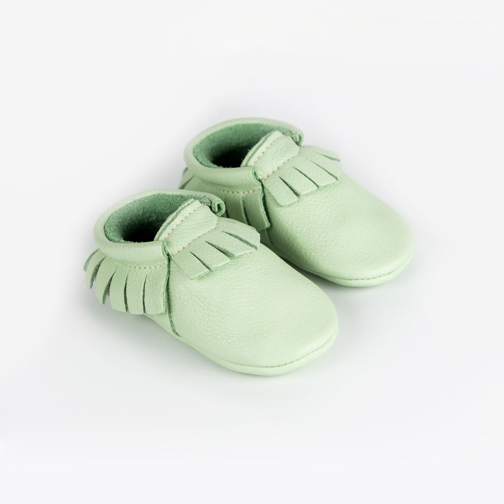 MINT MOCCASINS STOCK SALE - VARIOUS SIZES
