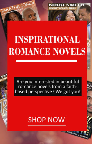 INSPIRATIONAL ROMANCE BOOKS