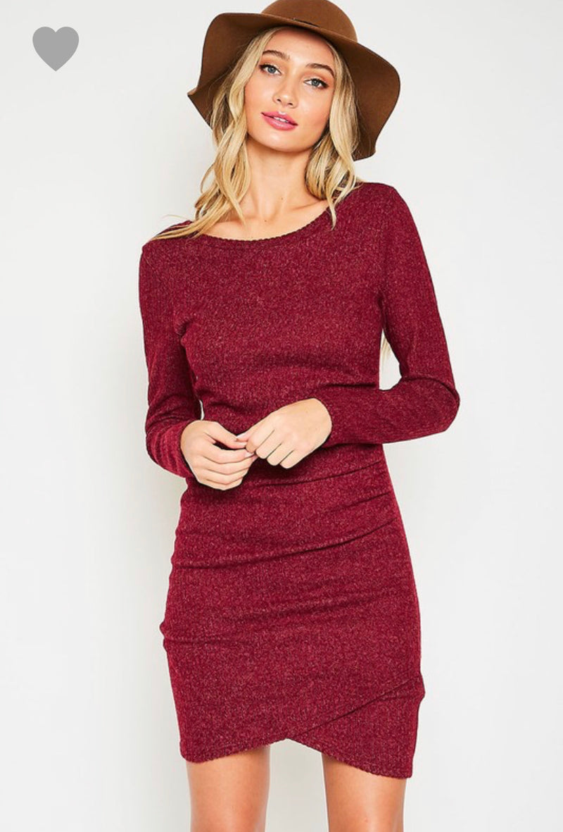 Dancing Nights Sweater Dress