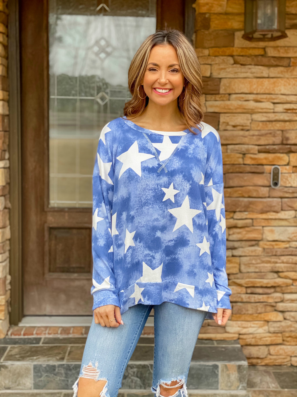 The Milky Way Pullover