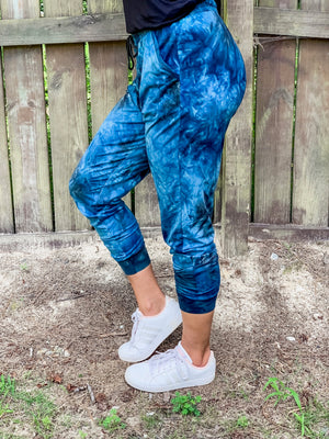 Midnight Blue Joggers