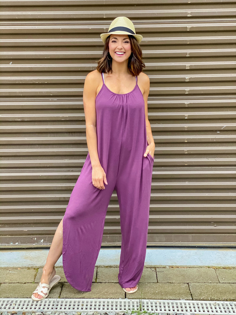 The Christy Jumper (Purple)