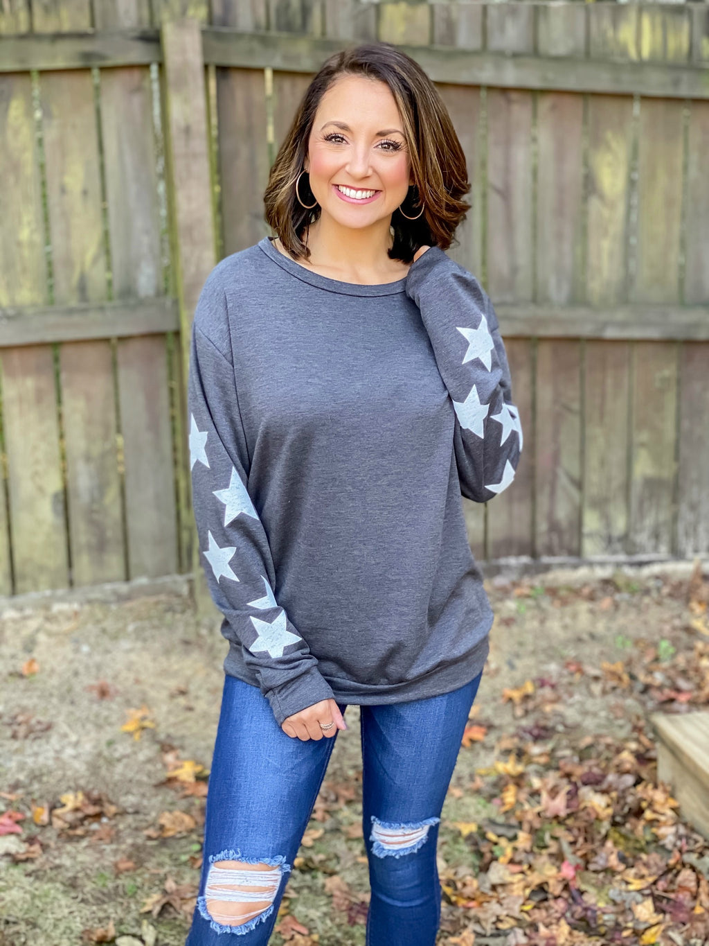 Starry Nights Pullover
