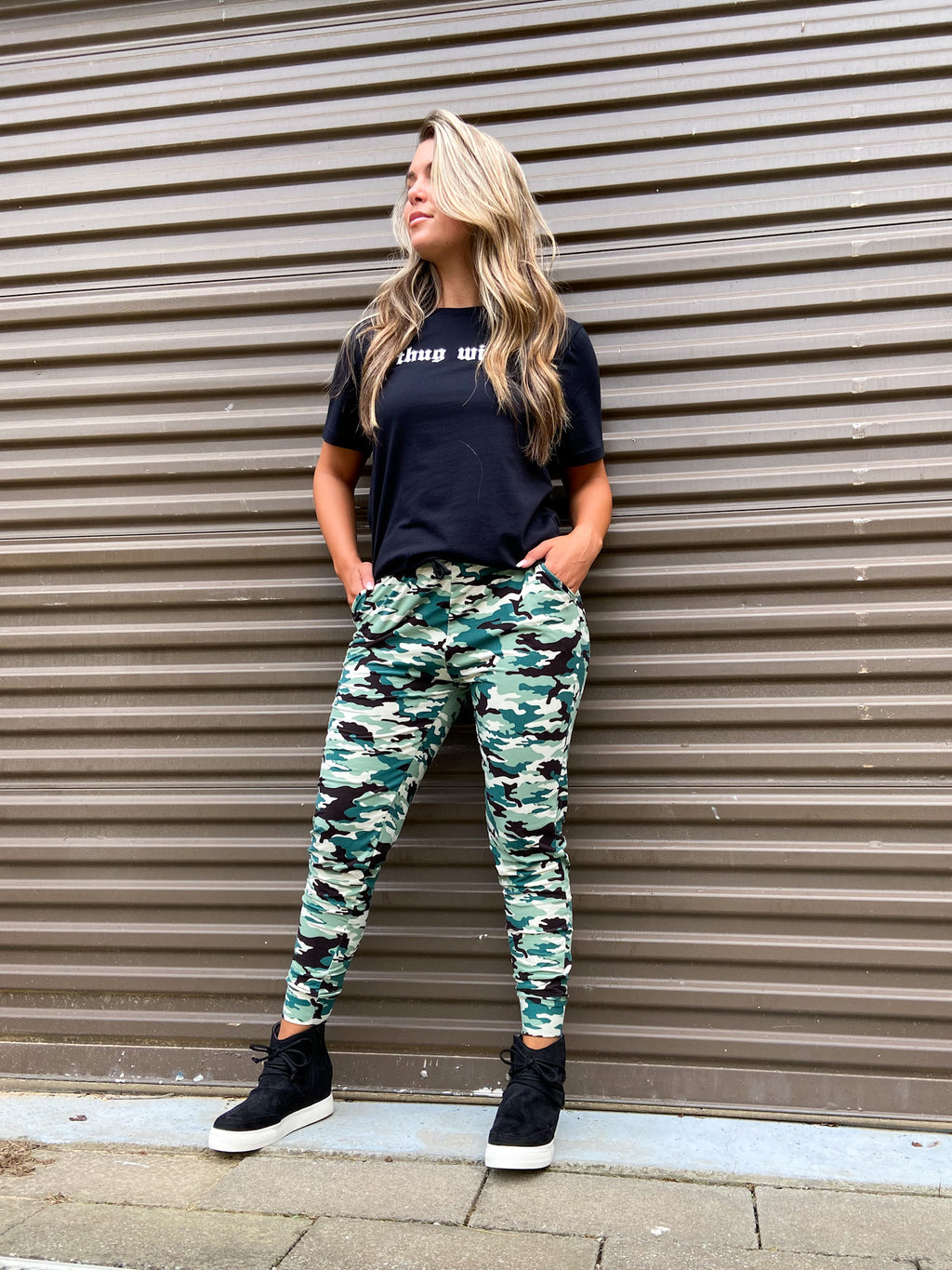 Hunting For Butter Joggers