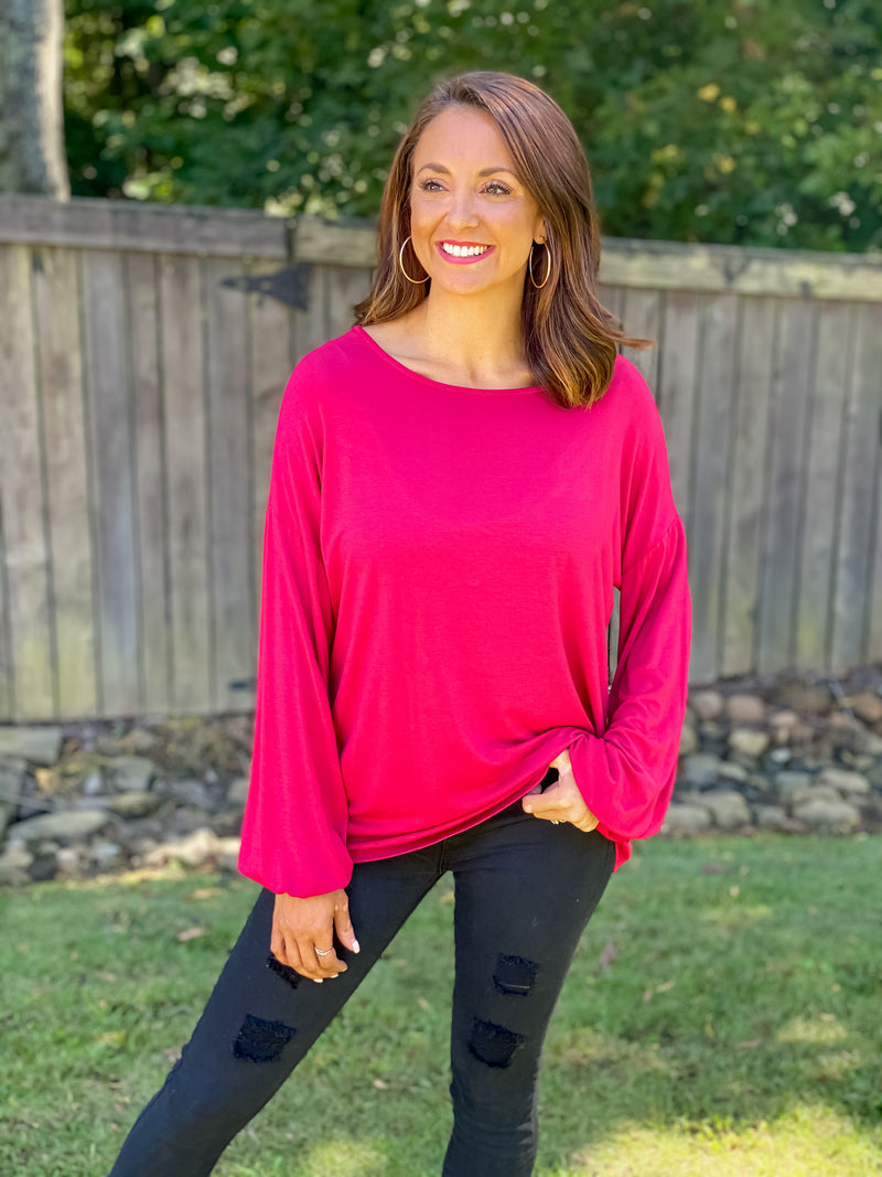 Red Hot Fall Top