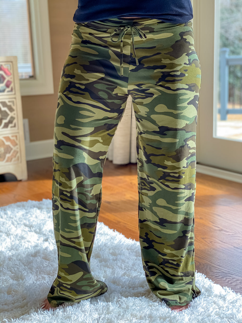 Camo Butter PJ Pants