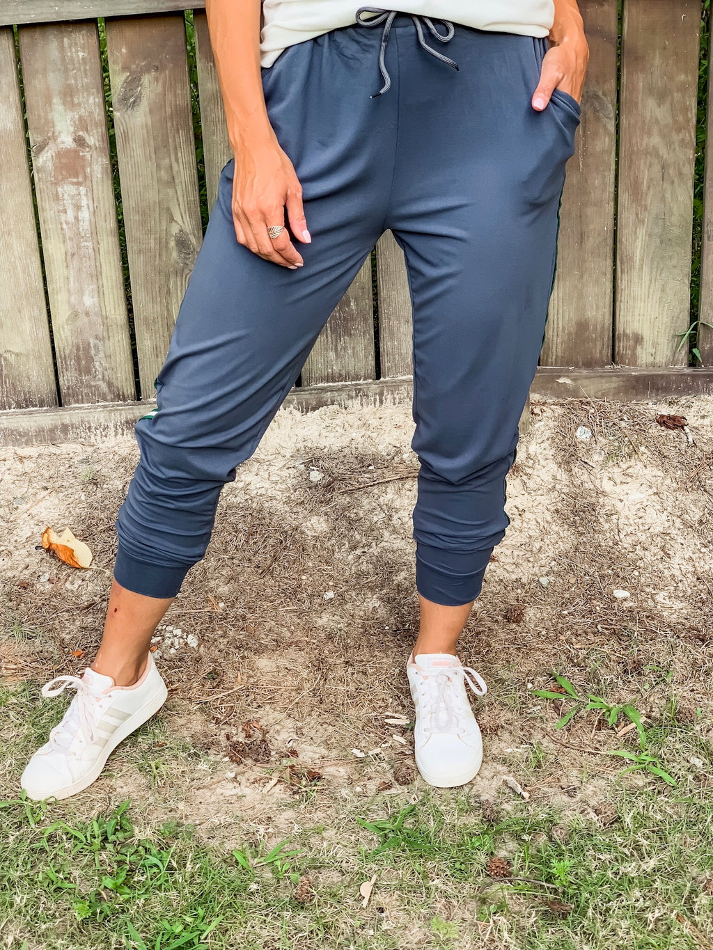 On The Run Butter Joggers