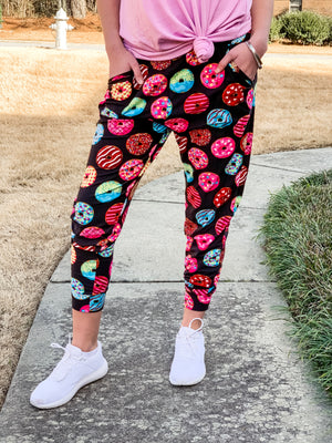Donut Butter Joggers