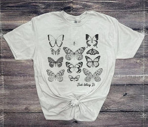 Just Wing It Tee