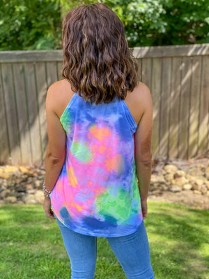 Greatest Adventure Tie Dye Tank