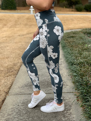 Poppy Workout Leggings