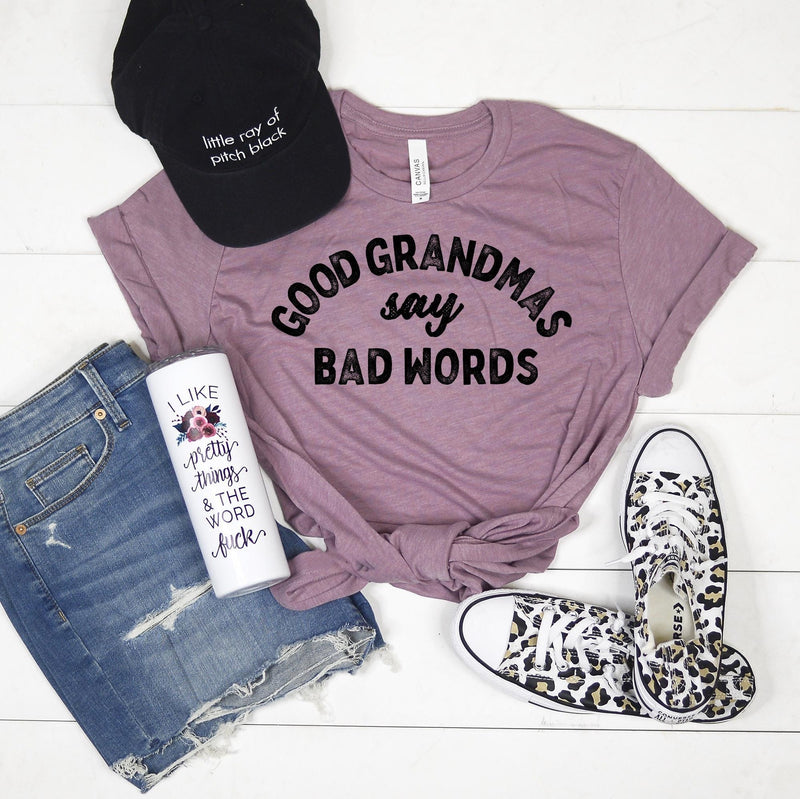 Good Grandmas Say Bad Words (Pre-order)
