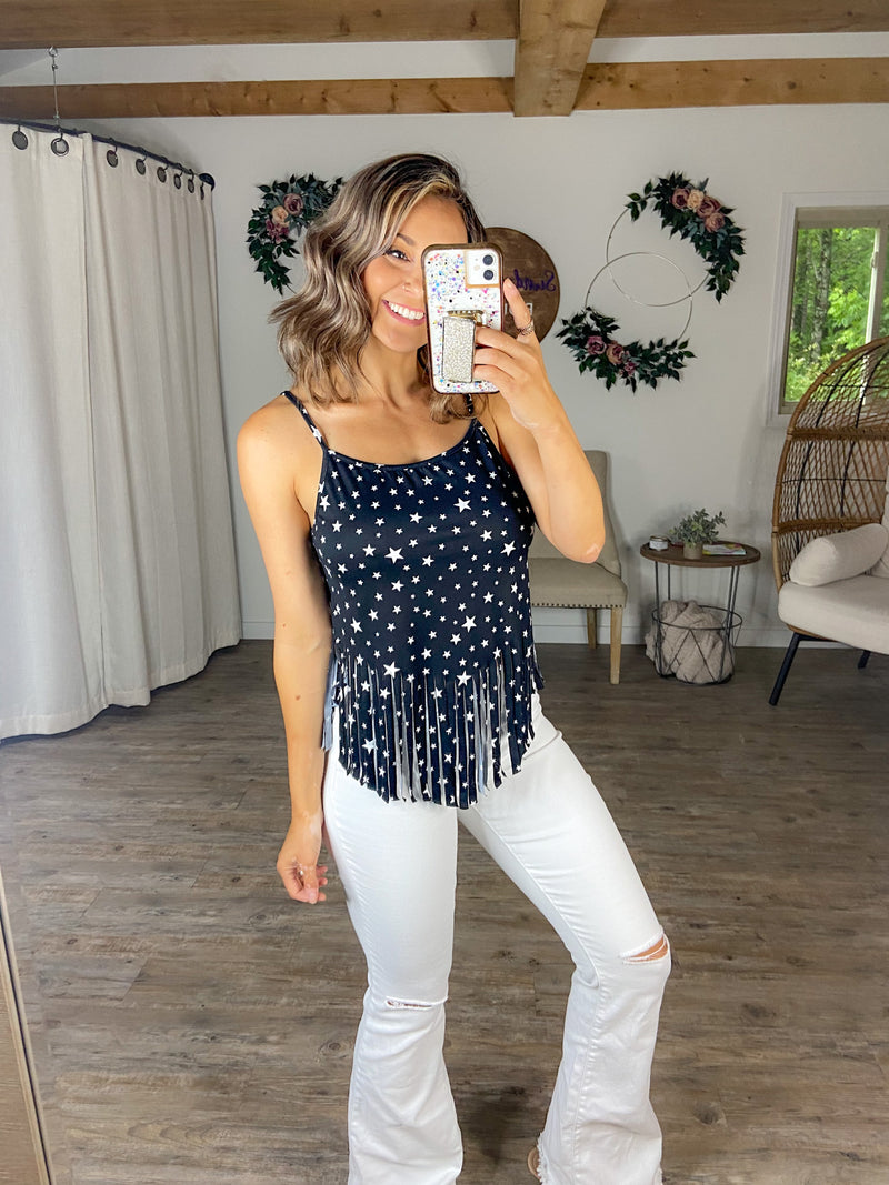 On the Fringe Star Tank