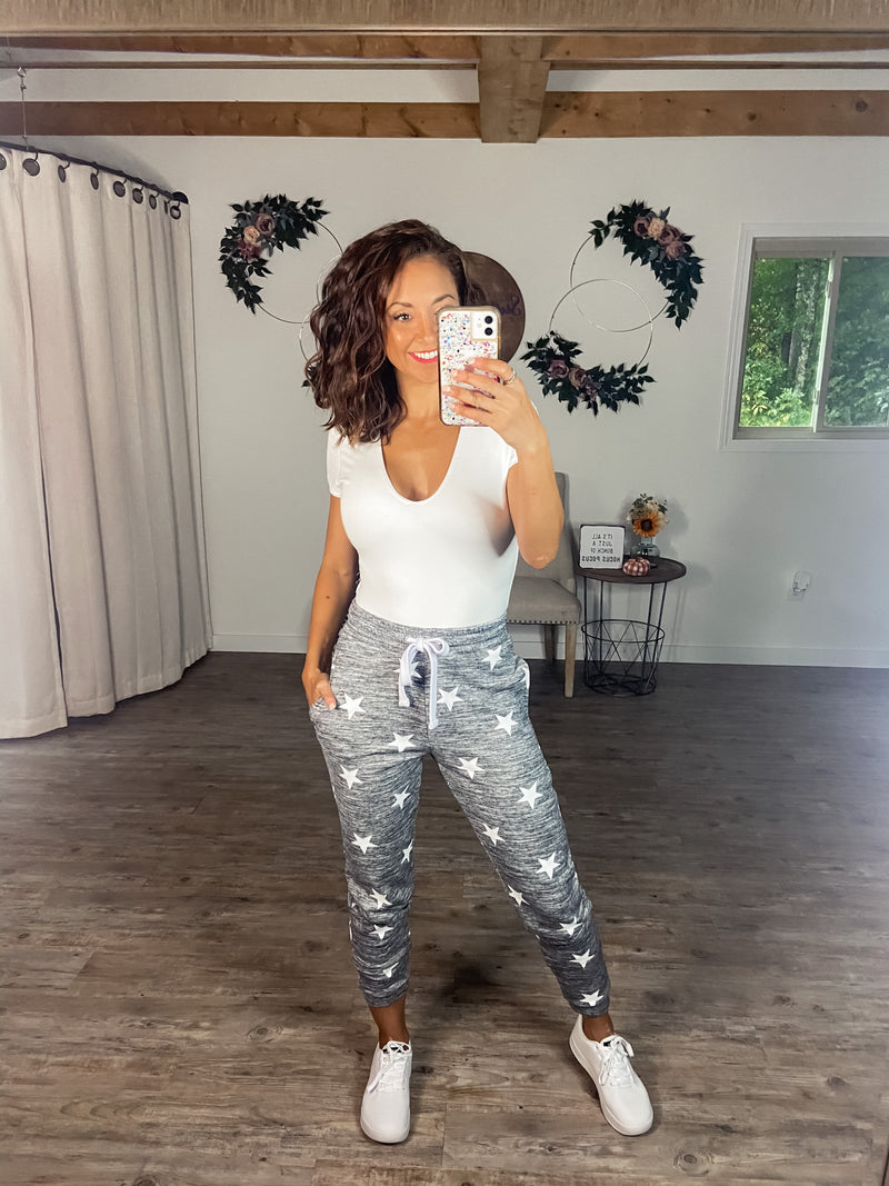 Perfect Sweat Jogger (Star)