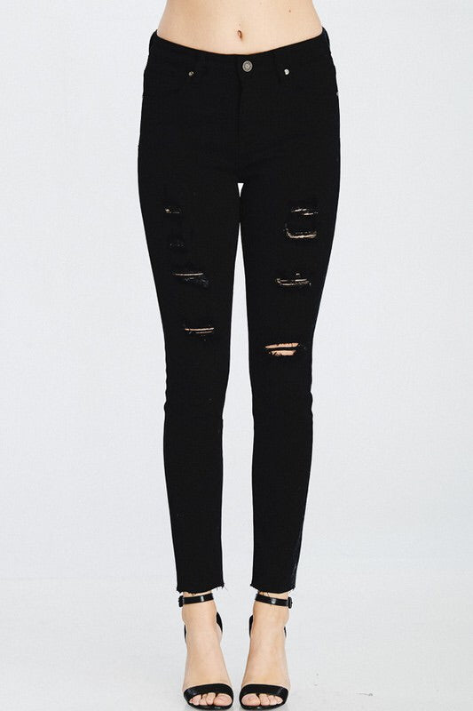 Black Out Jeans