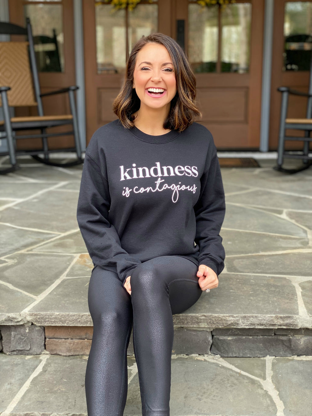 Kindness is Contagious Sweatshirt