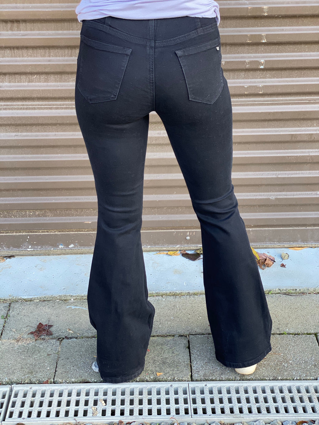 Black Beauty Bellbottoms