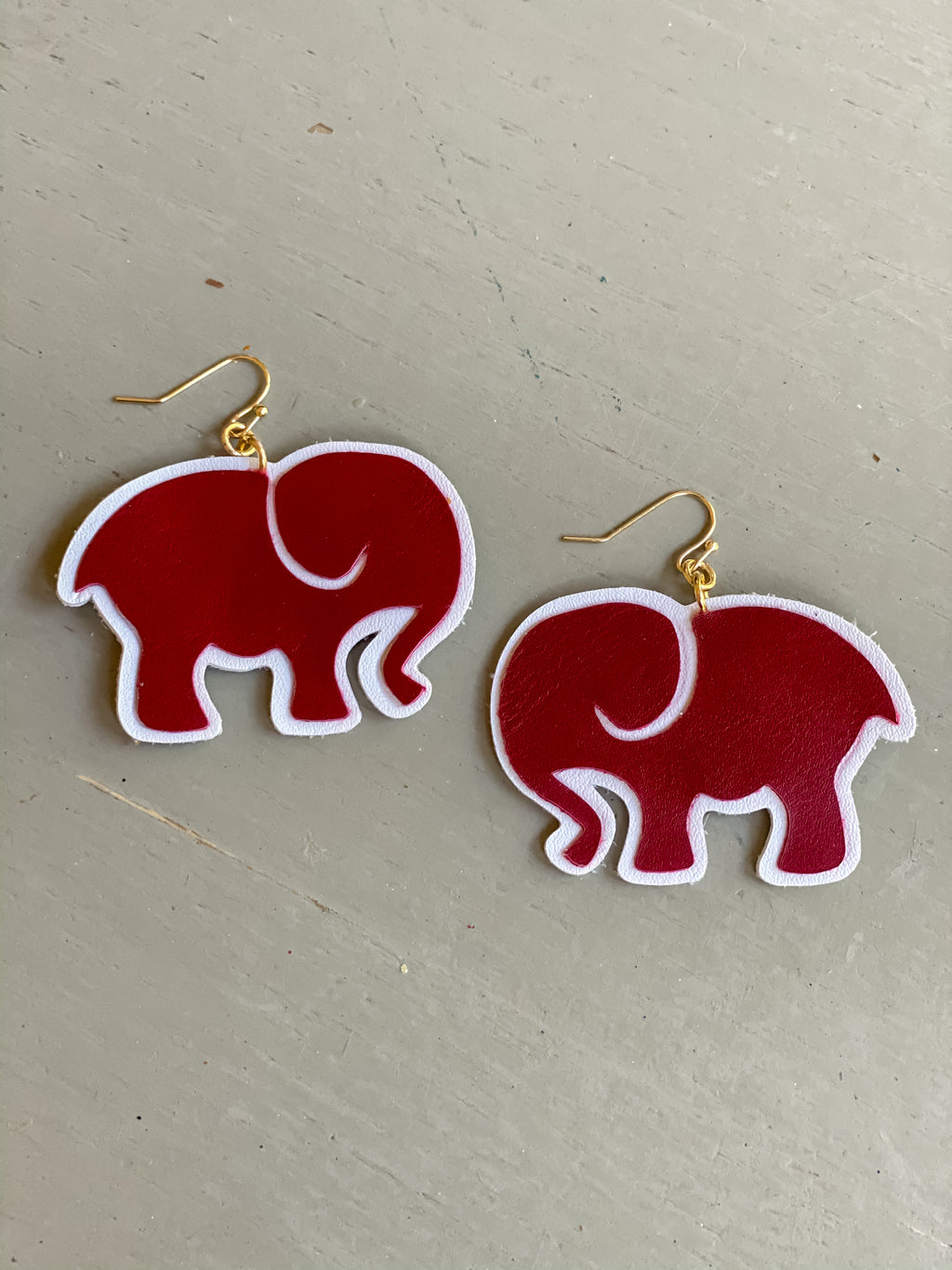 Roll Tide Gameday Earrings