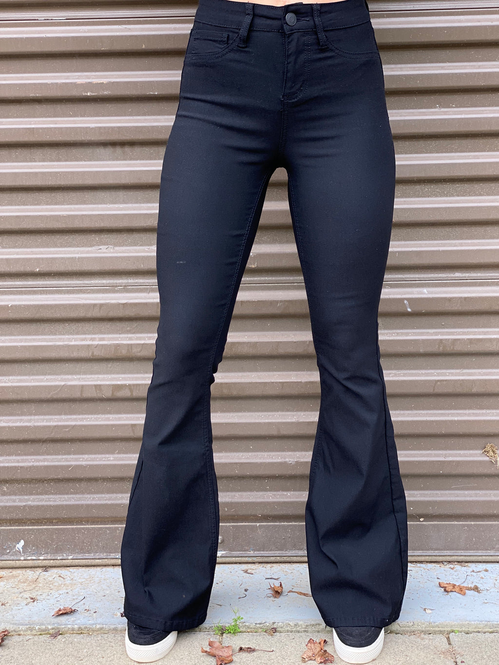 Hyperstretch for You Flares (Black)