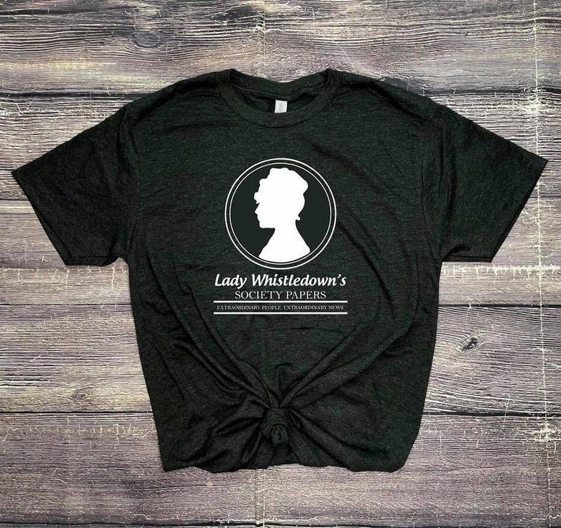 Lady Whistledown Tee