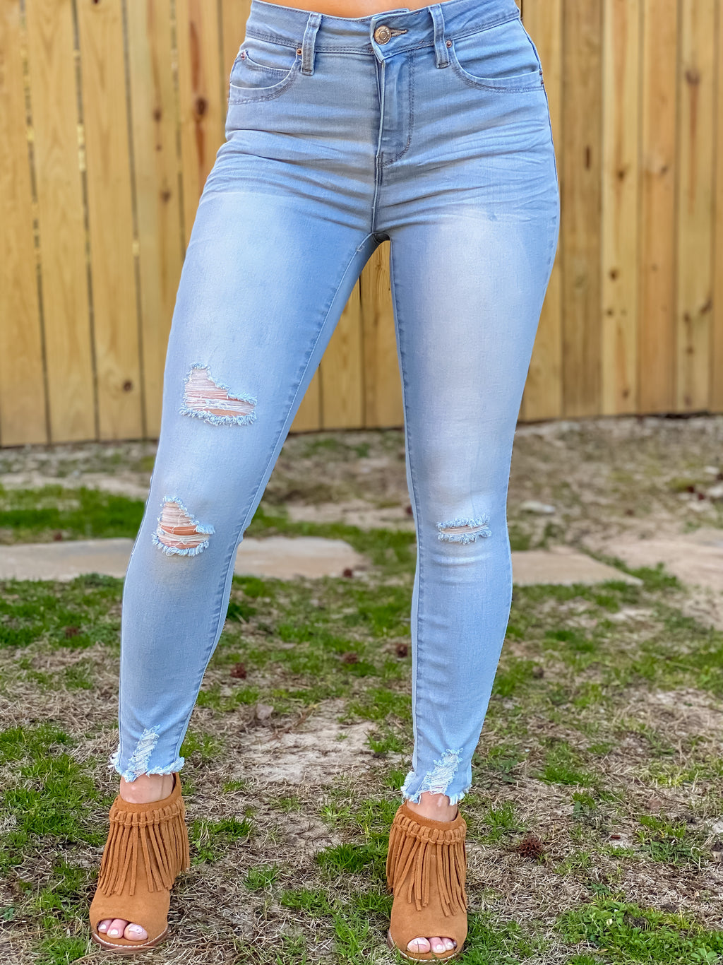 Beautiful Booty Jeans