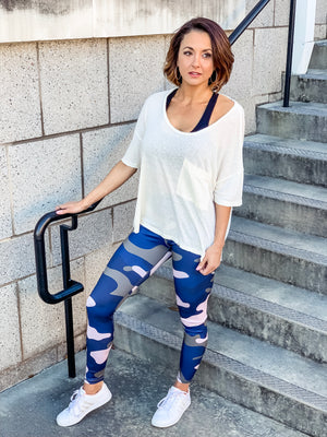 Be Seen Workout Leggings