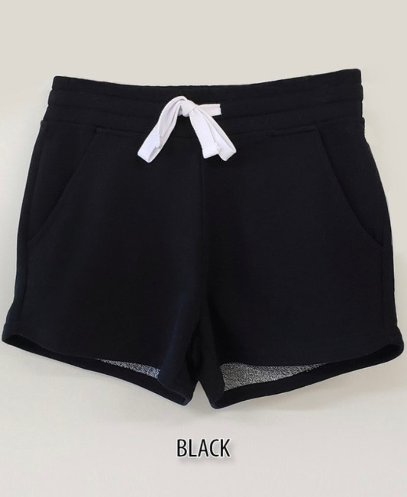 Get Active French Terry Shorts