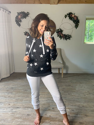 Stars In The Night Hoodie