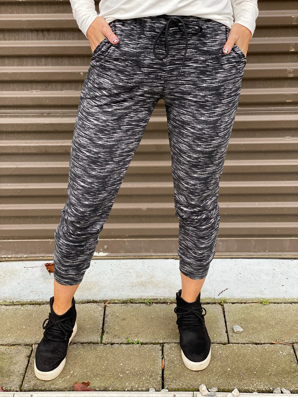 Warm & Buttery Joggers