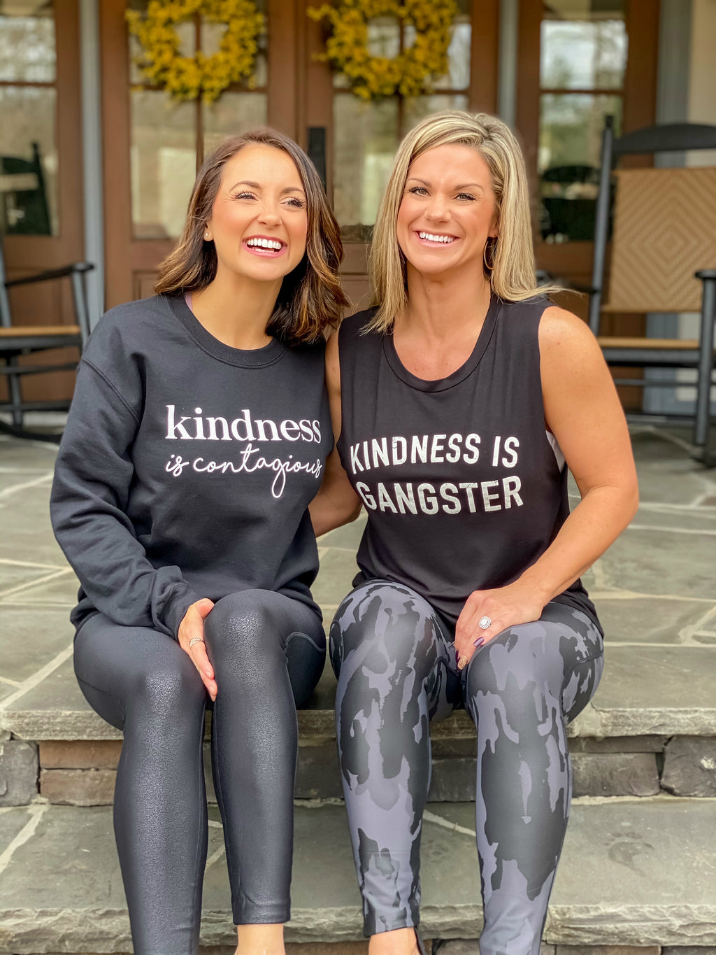 Kindness is Gangster Tank